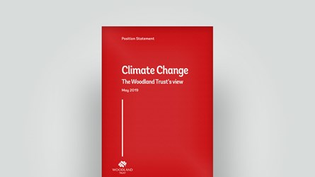 Climate Change position statement, May 2019