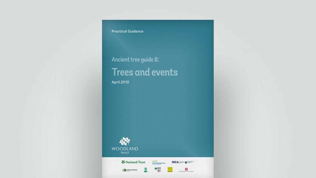 Ancient trees and events report, April 2012