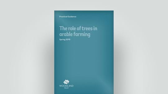 Role of trees in arable farming guide, spring 2015