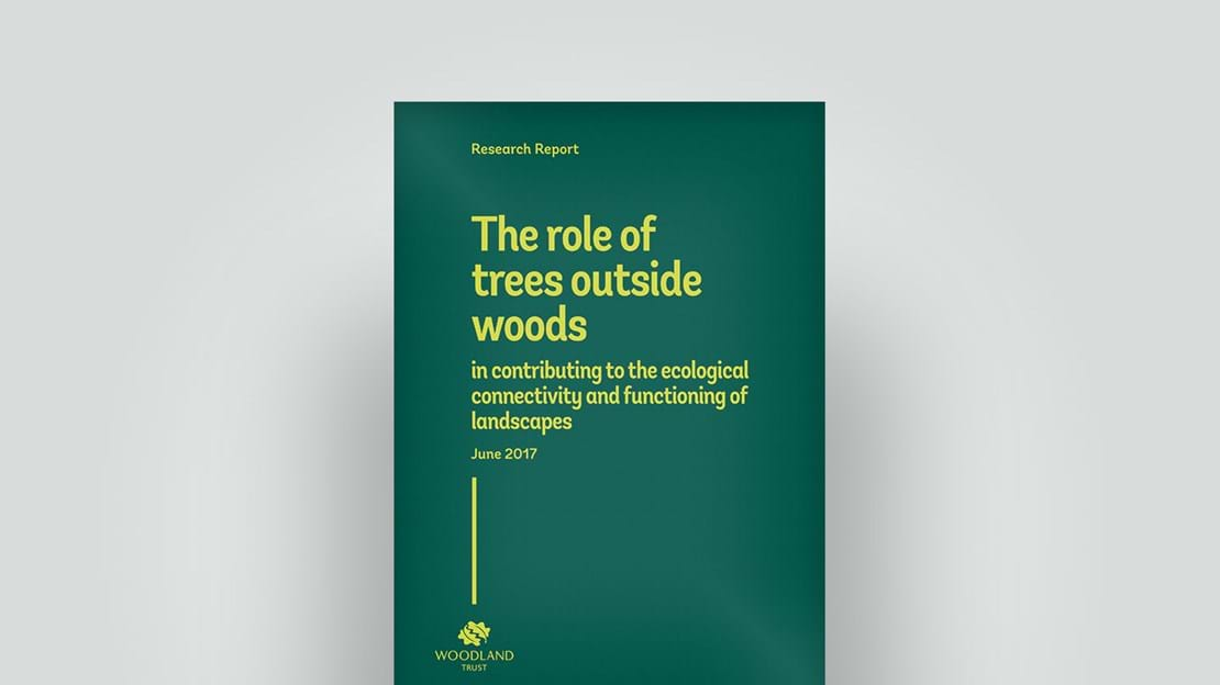 Role of trees outside woods - 2017 report