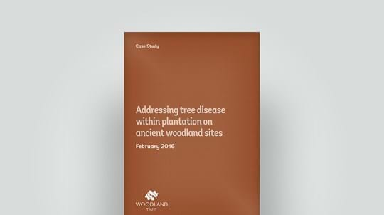 Addessing tree disease case study, 2016