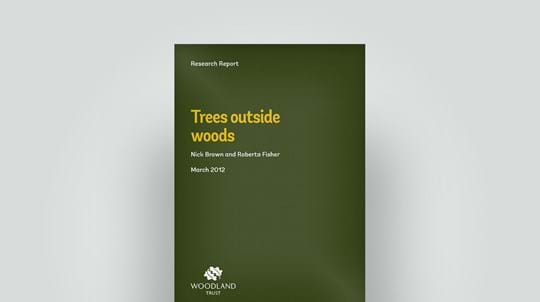 Ecological value of trees outside woods, March 2012 research report