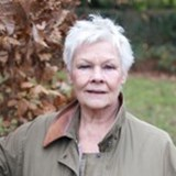 Judi Dench portrait