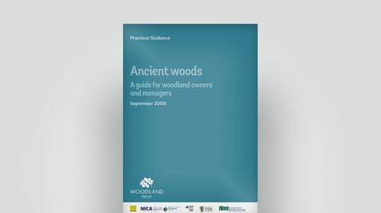 Ancient woods owners guide, September 2009