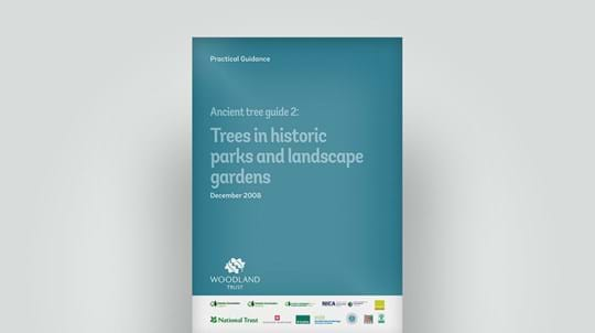 Ancient trees in historic parks and landscape gardens, December 2008 guide