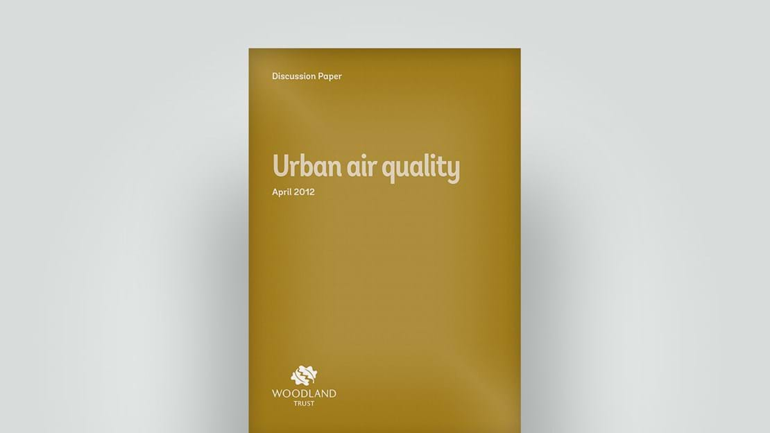 Urban air quality report, April 2012