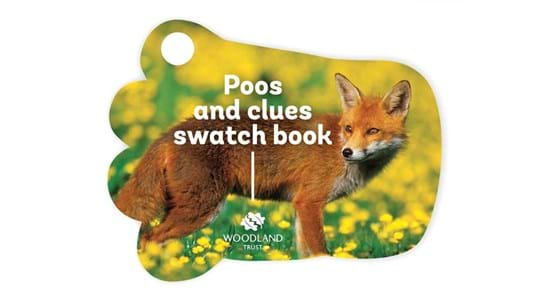 Poos and clues swatch book