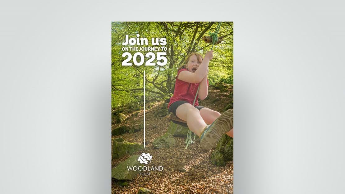 Woodland Trust 10 year strategy position statement 2016