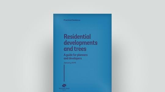Residential developments and trees report, January 2019