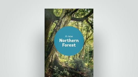 Northern Forest document cover, 2018