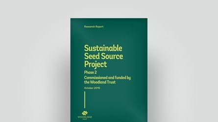 Sustainable seed project report, October 2015