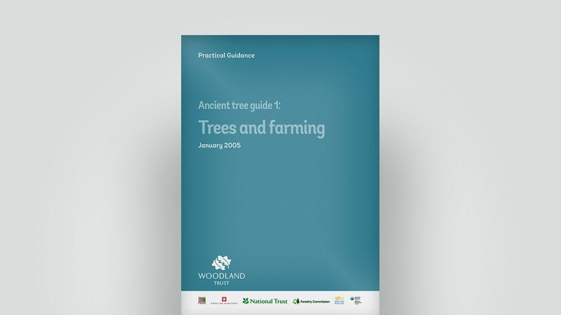 Ancient trees and farming guide, January 2005